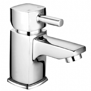 Arley 237ES001-NV Eazee Square Mono Basin Mixer